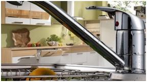 Kuo vonios maišytuvai skiriasi nuo virtuvės?