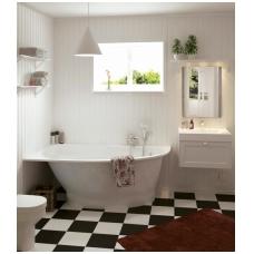 Akmens masės vonia PAA TRE GRANDE 170x100