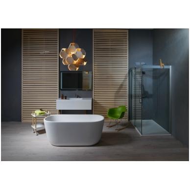 Akmens masės vonia Azur Balteco 4