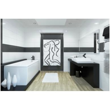Akmens masės vonia CLASSICA VISPOOL 2