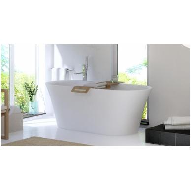 Akmens masės vonia Fiore Balteco