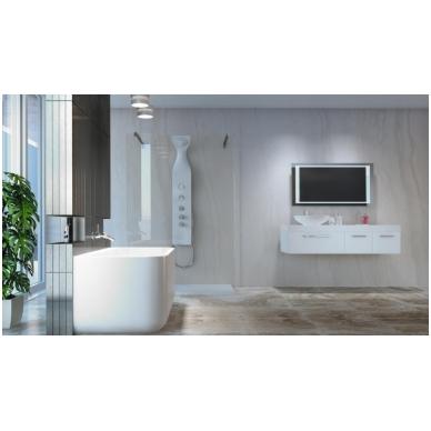 Akmens masės vonia Gamma Balteco 160 3