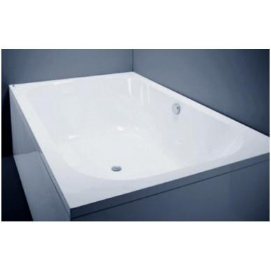 Akmens masės vonia LIBERO DUO VISPOOL 3