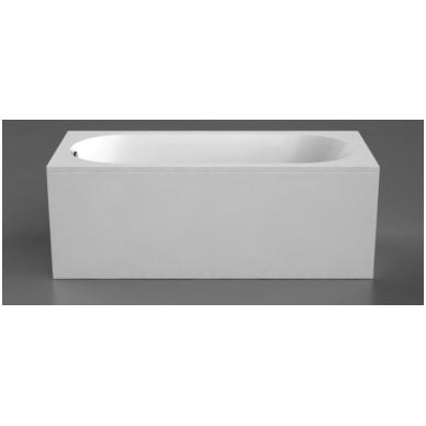 Akmens masės vonia LIBERO VISPOOL 2