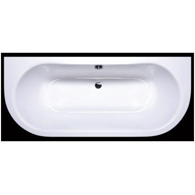Akmens masės vonia ONDA VISPOOL 4