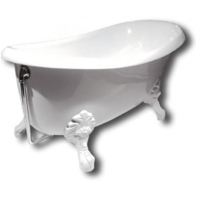 Akmens masės vonia PAA VICTORIA 170x83 3