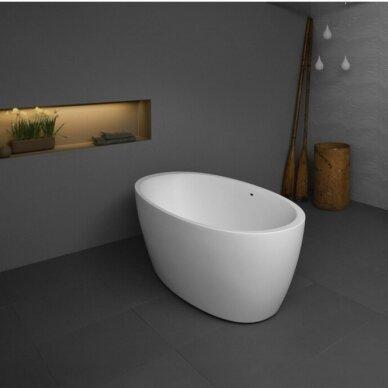 Akmens masės vonia Senzo Balteco 178 2