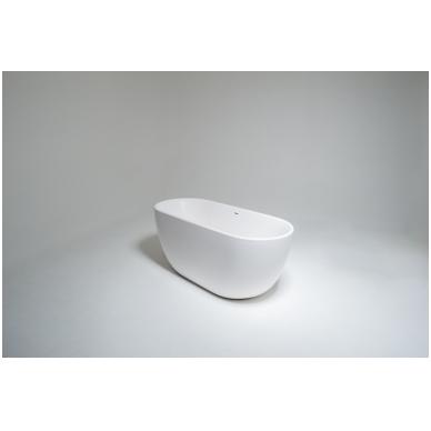 Akmens masės vonia Xonyx Halo Balteco 170 2