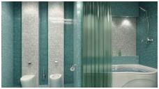 Keramikinės vonios plytelės – puikus interjero elementas