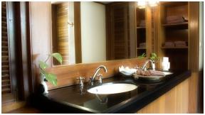 Kaip paįvairinti vonios interjerą?