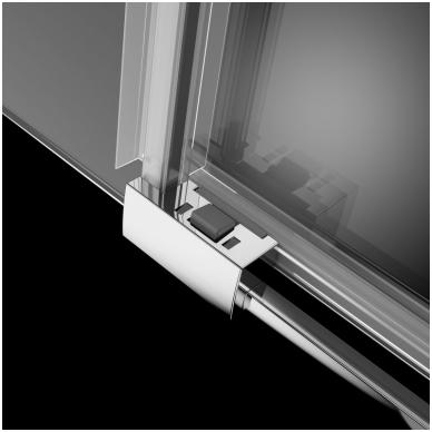 Dušo durys į nišą Radaway Idea DWJ 5