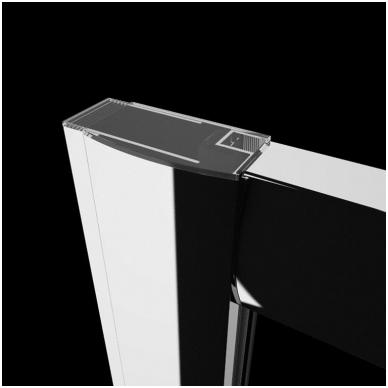 Dušo durys į nišą Radaway Premium Plus DWD 3