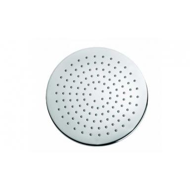 Dušo komplektas Elios su termostatiniu maišytuvu, stacionaria galva 250 ir rankiniu dušu Cilyndrica Bossini 7