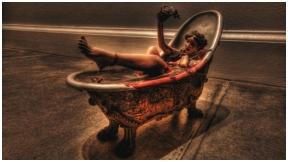 Kraujo vonios