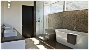 Ką daryti, norint įrengti jaukų ir patogų vonios kambarį?
