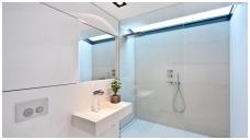 Ką daryti, kad vonios kambarys atrodytų didesnis? (II dalis)