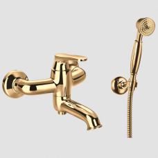 Komplektas voniai ART DECO, auksas, Omnires