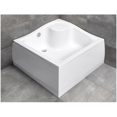 Kvadratinis dušo padėklas Radaway Korfu C