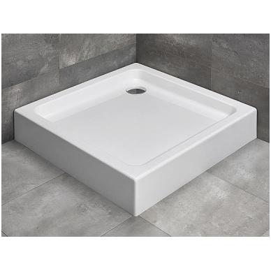 Kvadratinis dušo padėklas Radaway Siros C Compact