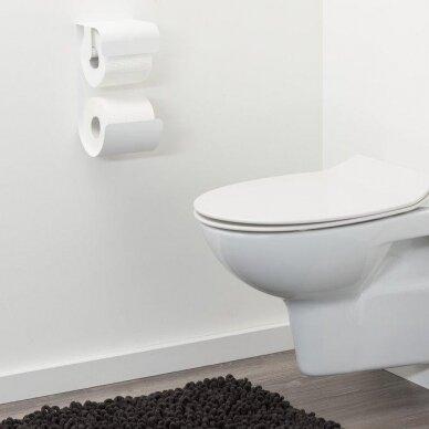 Laikiklis WC popieriui BRIX, baltas, Sealskin 4