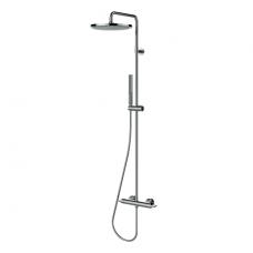 Virštinkinė dušo sistema APICE SLIM, termostatinė, įvairių spalvų, Bossini
