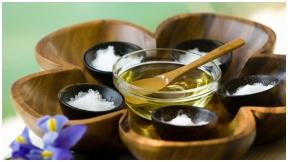 Magnio druska bei aliejai vonioje, kaip maudytis?