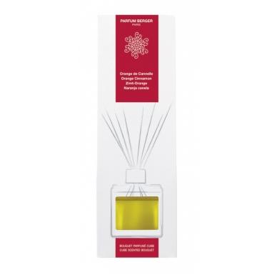 Namų kvapas - lazdelės Cube Orange Cinnamon LampeBerger (Kalėdoms!) 2