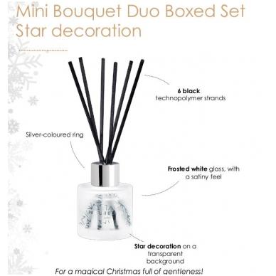 Namų kvapas - lazdelės Mini Festive Cinnamon LampeBerger 2