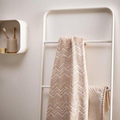 Laikiklis rankšluosčiams - kopėtėlės BRIX, baltas, Sealskin 2
