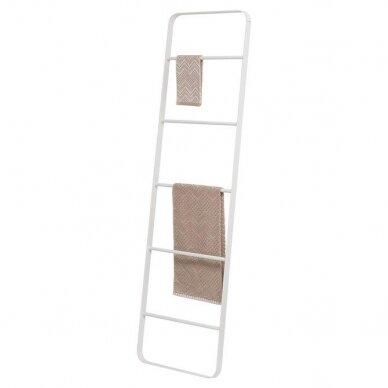 Laikiklis rankšluosčiams - kopėtėlės BRIX, baltas, Sealskin