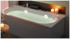 Plieninės vonios