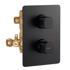 Potinkinis 2-jų eigų termostatinis maišytuvas MIS Color, Palazzani