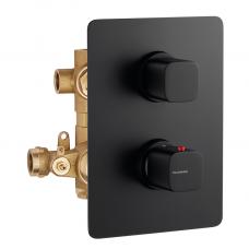 Potinkinis 3-jų eigų termostatinis maišytuvas MIS Color, Palazzani