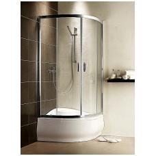 Pusapvalė dušo kabina Radaway Premium Plus A 1700