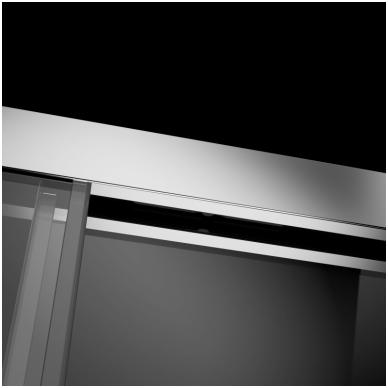 Stačiakampė dušo kabina Radaway Idea KDD 7