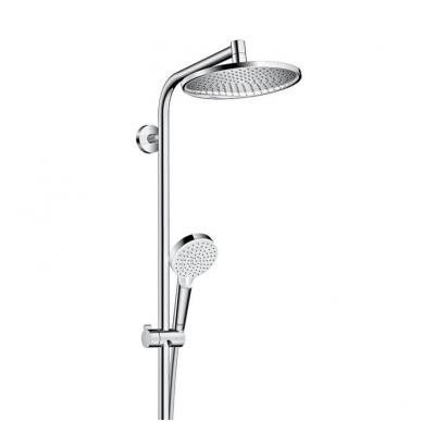 Termostatinė dušo sistema voniai Hansgrohe Crometta S 240 1jet su snapu 3