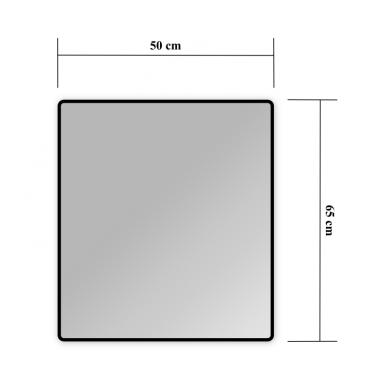 Veidrodis Blu MERIDA su LED apšvietimu 2