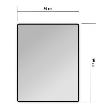Veidrodis Blu MERIDA su LED apšvietimu 3
