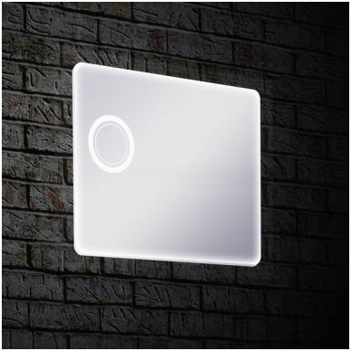 Veidrodis Blu MONDO su LED apšvietimu 850