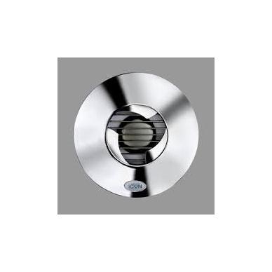 Ventiliatorius ICON 15 Airflow, chromuotas 2