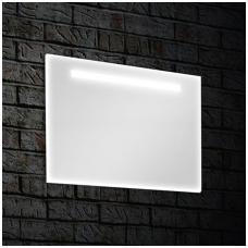 Vonios veidrodis su apšvietimu LED Blu BURGOS