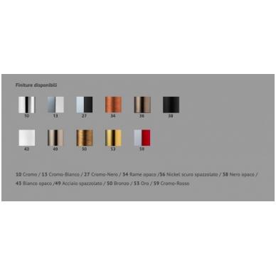 Vonios čiaupas Palazzani Mis Color 3