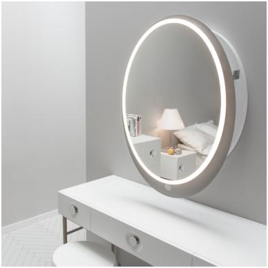 Vonios kambario veidrodis Ella Miior (atitraukiamas) 3