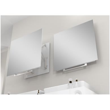 Vonios kambario veidrodis Luk Miior (atitraukiamas) 2