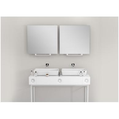Vonios kambario veidrodis Luk Miior (atitraukiamas) 3