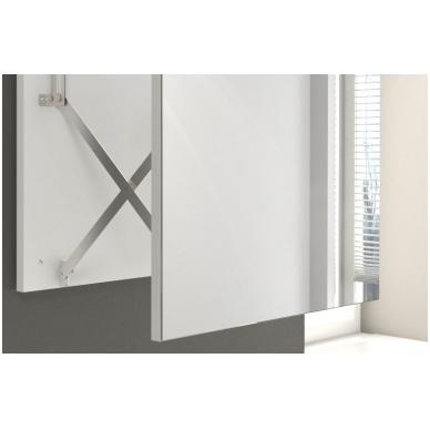 Vonios kambario veidrodis Luk Miior (atitraukiamas) 4