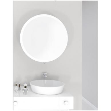 Vonios kambario veidrodis Pin Miior (atitraukiamas) 2