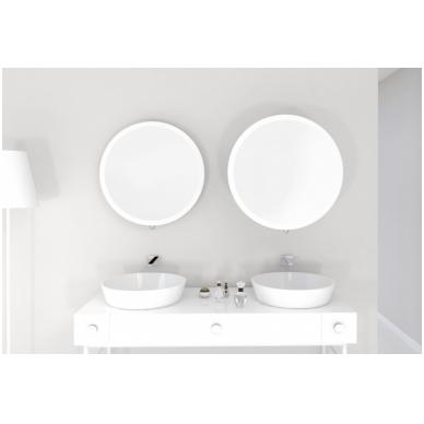 Vonios kambario veidrodis Pin Miior (atitraukiamas)