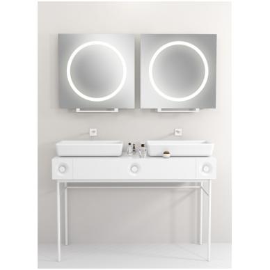 Vonios kambario veidrodis Pul Miior (atitraukiamas)