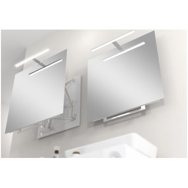 Vonios kambario veidrodis Top Miior (atitraukiamas) 3